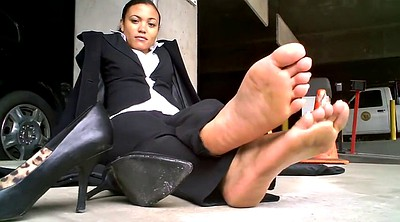 Black feet, Ebony feet