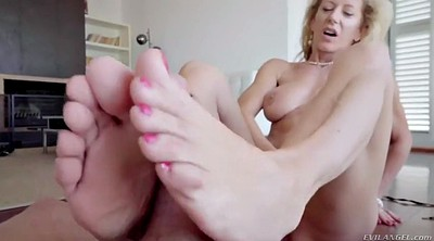 Handjob, French mature