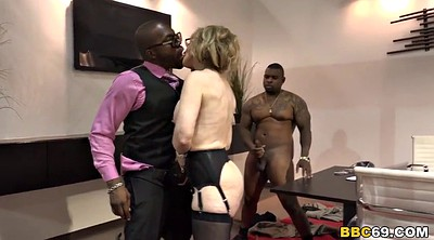 Nina hartley, Gay black