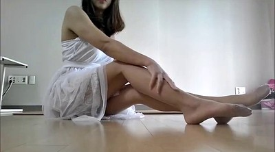 Korean, Leg, Korean beautiful