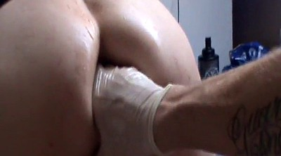 Anal fist, Balls, Wife anal, Anal play