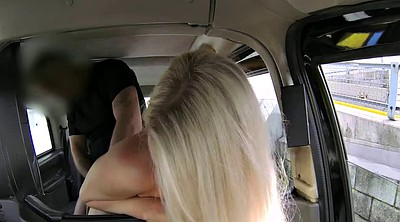 Taxi, Car sex, Hot beauty, Driver
