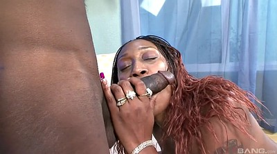 Monster, Bbw big ass, Ride, Black missionary, Sucking tits, Monster tits