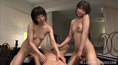Handjob, Asian guy