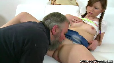 Old man anal, Granny anal