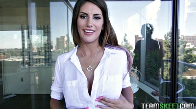 Boobs, Worship, August ames