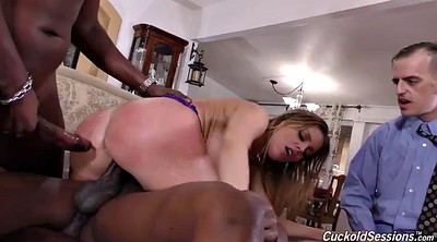 Anal wife, Cuckold anal