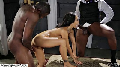 Bride, Blacked asian