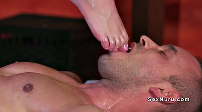 Foot job, Feet job, Feet massage