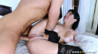 Boots, High heels, Veronica avluv, High boot, Stockings high heels, Stocking anal