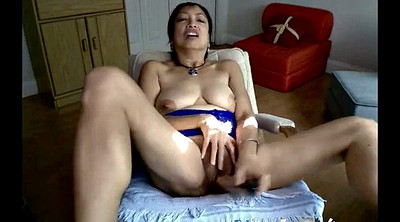 Asian granny, Asian striptease