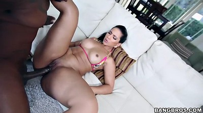 Rose monroe, Monroe, Interracial anal