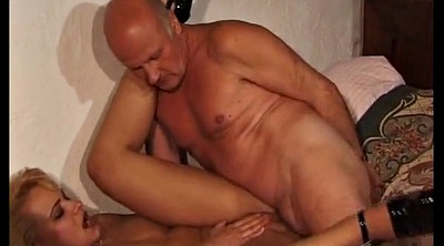 Old man, Old wife, Hairy milf