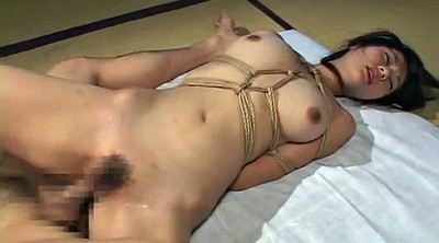 Tied up, Japanese bondage