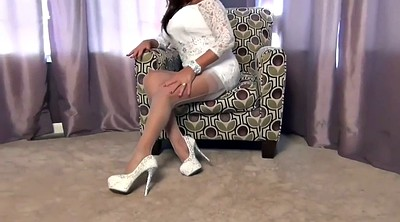 Bride, Heels, Leg, Stocking mature, Milf leg, Milf legs