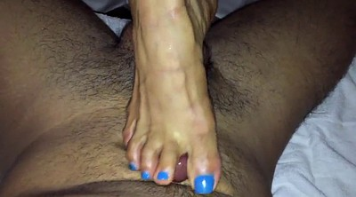Footjob cumshot, Mature foot, Mature feet