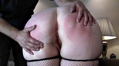 Spanks, Mature bbw ass