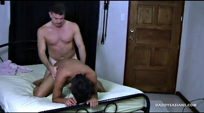 Daddy, Mature interracial, Gay dad, Asian boy, No daddy, Mature asian