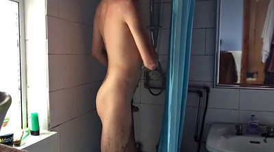 Hidden cam, Shower voyeur, Hidden shower