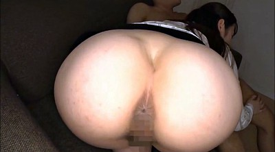 Japanese ass, Asian big ass