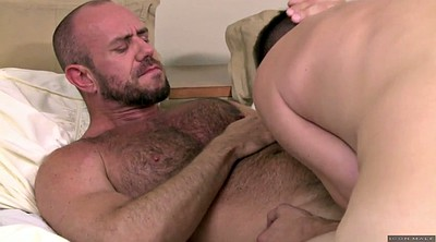 Old daddy, With, Passionate fuck