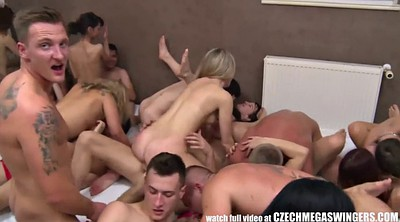 Czech, Group sex orgy, Sex party, Orgy party, Czech group