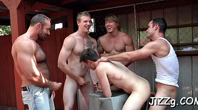 Anal sex, Orgy party