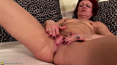 Hairy mom, Hairy mature