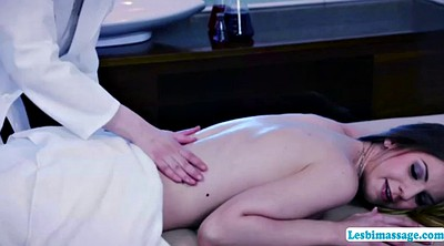 Dripping, Lesbian massage, Dripping pussy, Nature