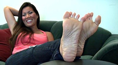 Sole, Asian foot