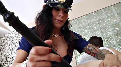 Cops, Busty anal
