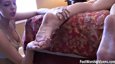 Lick foot, Femdom foot, Feet pov, Attack, Foot bdsm, Sexy lady