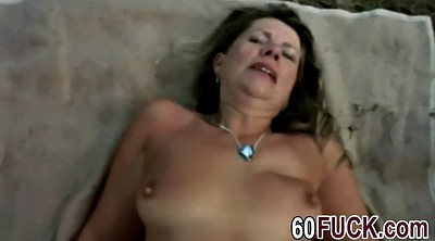 Big mature, Granny pov, Blonde mature