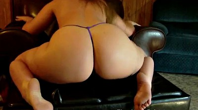 White blond, Milf ass solo