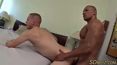 Muscle, Interracial hd