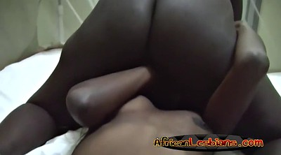 African, Shaved pussy