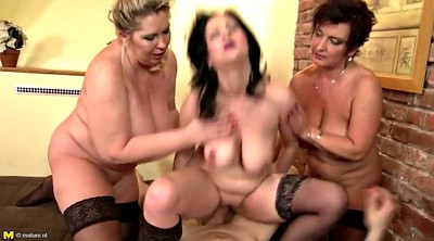 Mature group, Busty, Mature boy, Young group, Mother boy