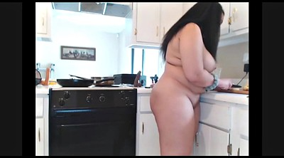 Kitchen, Bbw webcam