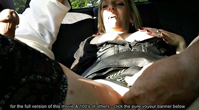 Leather, Public nudity, Dogging