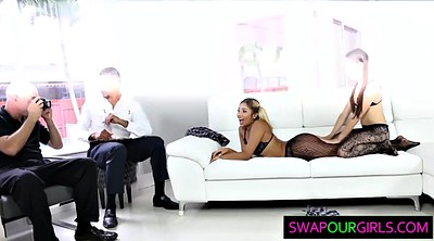Swapping, Teen foursome