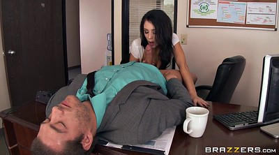 Secretary, Noelle easton, Natural tits