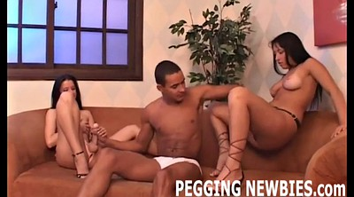 Bisexual, Pegging, Peg