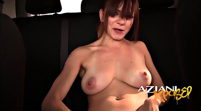 Car, Flash, Naked public