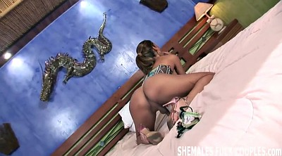 First time, Bride, Shemale and girl, Shemale shemale, Transsexuals, Shemale threesomes