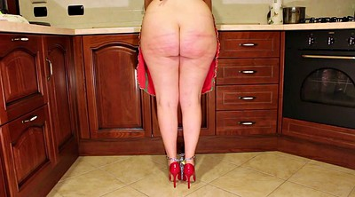 Spanked, Maid, Wife spanking, Gay spank