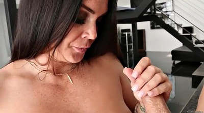 Alison tyler, Amazon, Ass lick, Chubby handjob