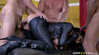 Leather, Gloved, Glove, Three, Gloves, Romi rain