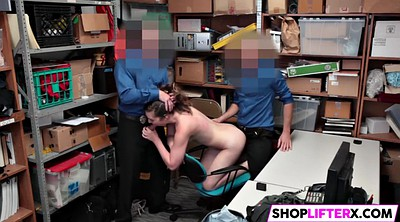 Shoplifter, Caught