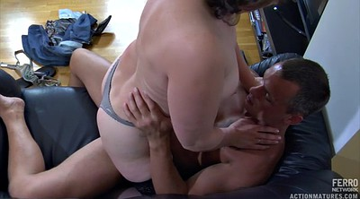 Mature and young, Amateur young