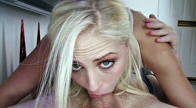 Deep, Blonde deepthroat